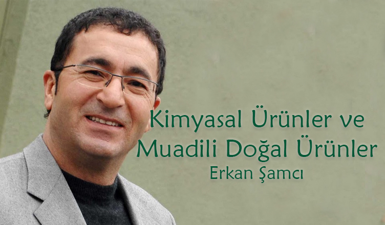 Kimyasal Ürünler ve Muadili Doğal Ürünler / Erkan Şamcı