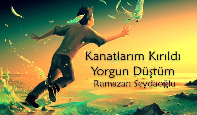 Kanatlarım Kırıldı Yorgun Düştüm / Ramazan Seydaoğlu