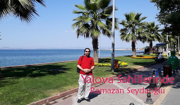Yalova Sahillerinde / Ramazan Seydaoğlu