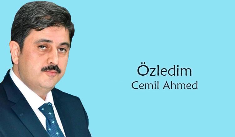 Özledim / Cemil Ahmed