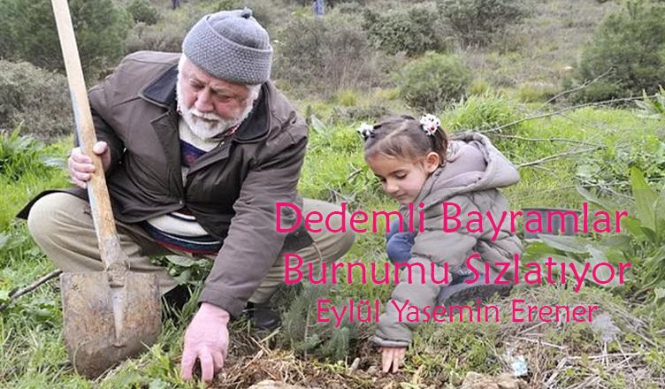 Dedemli Bayramlar Burnumu Sızlatıyor / Eylül Yasemin Erener