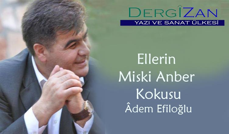 Ellerin Miski Anber Kokusu / Âdem Efiloğlu