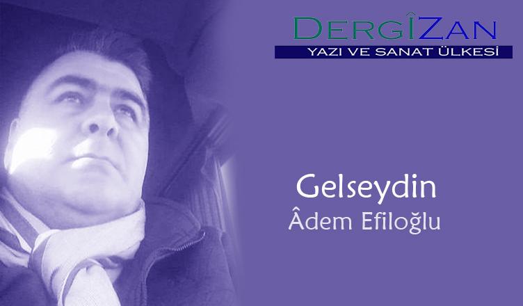 Gelseydin / Âdem Efiloğlu