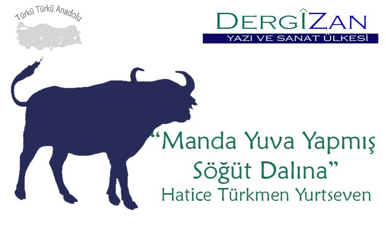 Manda Yuva Yapmış Söğüt Dalına / Hatice Türkmen Yurtseven