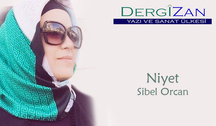 Niyet / Sibel Orcan