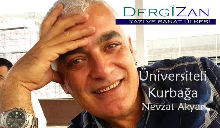 Üniversiteli Kurbağa / Nevzat Akyar