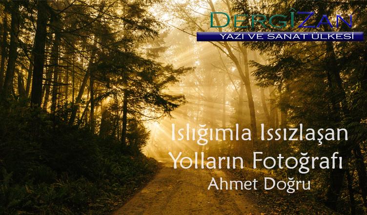 Islığımla Issızlaşan Yolların Fotoğrafı / Ahmet Doğru