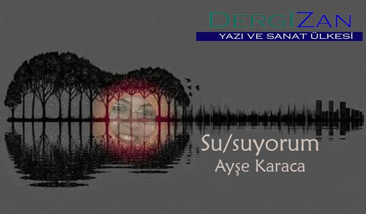Su/suyorum / Ayşe Karaca