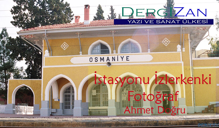 İstasyonu İzlerkenki Fotoğraf / Ahmet Doğru