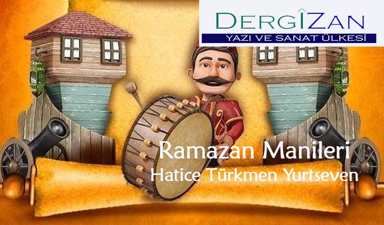 Ramazan Manileri / Hatice Türkmen Yurtseven
