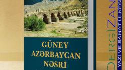 """""""Güney Azerbaycan Nesri"""" Antolojisi / Dergizan"""