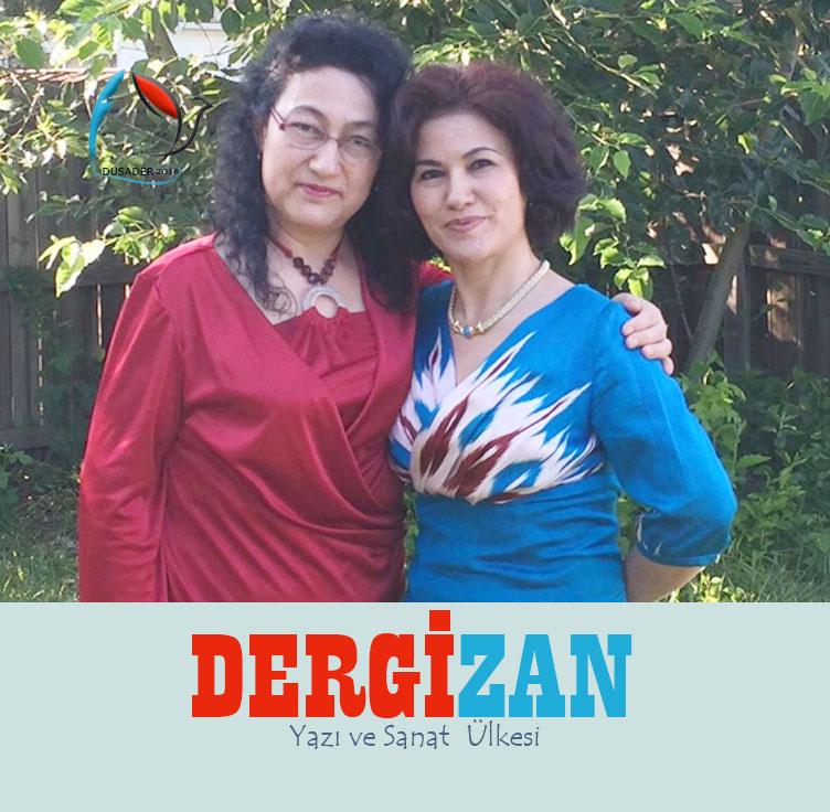 Ablasını Arayan Uygur Rushan Abbas / DergiZan – DergiZan