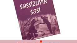"""Ruhengiz Aliyeva'nın """"Sessizliyin Sesi""""yle Azerbaycan Şiirinde Bir Durak /Ramazan Seydaoğlu"""